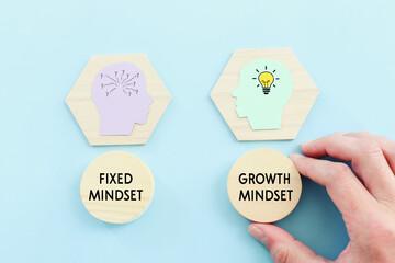 Fixed vs Growth Mindset-Image