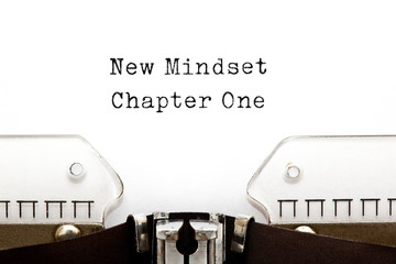 Typing New Mindset, Chapter One -Image