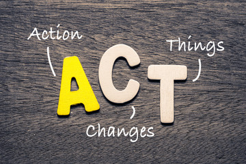 ACT-Action Changes Things-Image