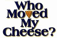 Who Moved My Cheese Cover Page-Image