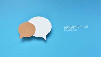 Communication, Dialogue, Conversation